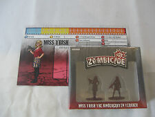 Zombicide Exclusive Promo Miss Trish The Kindergarten Teacher Big Bang Theory