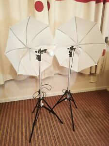 Professional Photography Lighting With Shades