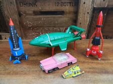 More details for thunderbirds matchbox die cast rescue pack thunderbird 1 2 3 4 fab 1 - 1992