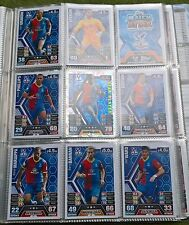 Match Attax - 2013/2014 - Crystal Palace - 14x Cards - Exc Con - Free Post!