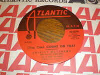 Shirley Matthews 45 Count On That ATLANTIC