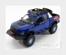 Ford Usa F-150 Raptor Pick-Up 2017 Blue Black MAISTO 1:24 MI32521BL