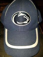 BEAUTIFUL NIKE PENN ST Hat NCAA mint not worn RARE BLUE ONE SIZE FITS ALL!!