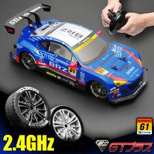 1:16 High Speed 2.4GHz Drift Stunt Racing Car RC Drift Car Rechargeable Fast US