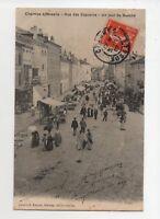 CHARMES SUR MOSELLE - Rue des Capines - Un jour de marché   (J1295)