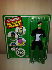 "KYLE RAYNER DC Super Heroes Retro 8 ""Action Figure più bello del mondo Venditore UK Seller"