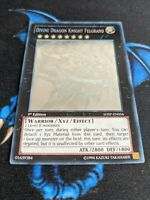 Divine Dragon Knight Felgrand SHSP-EN056 Ghost Rare 1st Edition YuGiOh