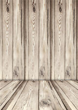 Photo Background for Studio Props Wooden Floor Photography Backdrops Vinyl 5x7FT