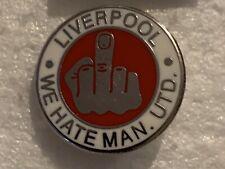 Liverpool FC pin badge Quality hard enamel