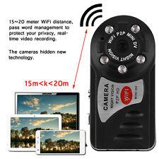 HD Mini WIFI Camera Wireless Hidden Module DVR SPY DIY Video Recorder Security