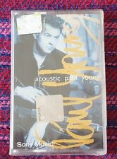 Paul Young ~ Acoustic ( Malaysia Press ) Cassette