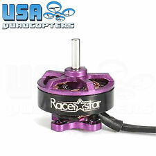 1103 Brushless Motor 6500KV 1-2S RacerStar Micro Drone or Plane (Purple)