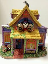 Hundred Acre Movie House - Poohs Hundred Acre Halloween Village Bradford SALE