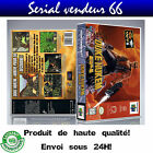"Boitier du jeu ""DUKE NUKEM 64"", nintendo 64, visuel PAL FR."