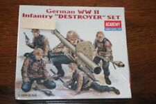 Infantry 1:35 Scale Toy Soldiers