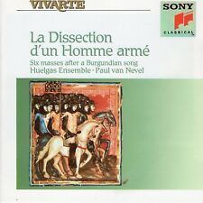 La Dissection d'un Homme armé - Six masses after a Burgundian song
