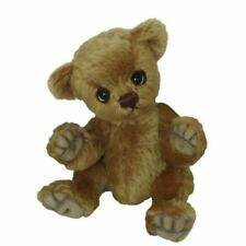 """Teddy Hebbel, an 8"""" Plush Mohair Bear by Clemens Bears"""