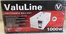 Switchable Ballast HPS Metal Halide 1000w 120-240 V  Horticultural Lighting
