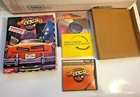 Hell Cab Checker Special PC Gmae Conplete Big Box Macintosh CD-ROM