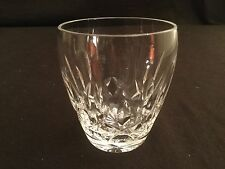 INDIVIDUAL WATERFORD CRYSTAL OLD FASHIONED TUMBLER GLASS BALLYMORE (MULTIPLE)