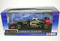 Lotus F1 Team E20 high 10 R.Grosjean Formula 1 2012