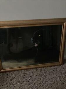 Cougar Picture Framed