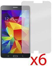 """6x Protector Pantalla Hellfire Trading Lámina para Samsung Galaxy Tab 4 7"""" T230"""