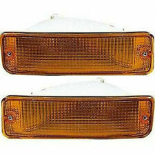 New Set of 2 LH And RH Side Turn Signal Lamp Assembly Fits Toyota T100