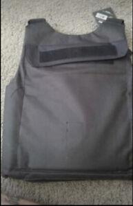Bullet Proof Vest! Scorpion Gear 04 Level IIIA Concealable Armor Vest/Size L NEW