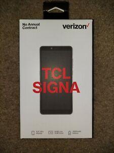 Verizon Prepaid - TCL Signa (5004SPP)