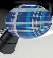 OEM Mini Cooper F55 F56 Driver & Passenger Side Mirror Covers Speedwell Blue