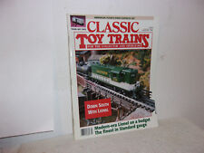 """CLASSIC TOY TRAINS MAGAZINE.""""DOWN SOUTH WITH LIONEL""""..SEPTEMBER,1994"""