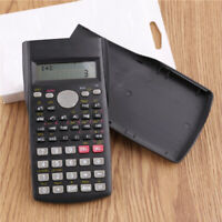 Handheld Student's Scientific Calculator School Portable Mathematics Display new