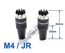 1Set M4 JR XG6 XG8 XG11 XG14 / DX7 TX Gimbal Sticks Black TH016-03001E