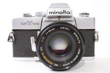 Minolta Produkte für analoge Fotografie