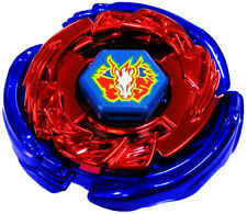 Rare RED BLUE Storm Pegasus / Pegasis Beyblade SUPER VORTEX BATTLE SET VERSION!