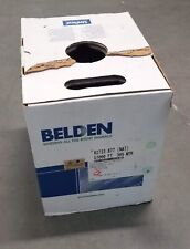 Belden 82723 2 pair shielded plenum 22 AWG Communication Cable 120 ft  - Natural