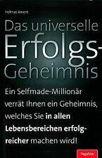 Das universelle Erfolgsgeheimnis von Helmut J Ament   Buch   Zustand gut