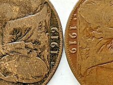 More details for 1919h & 1919kn george v pennies - collectable .