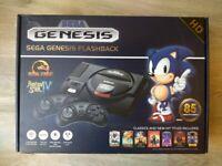 Sega Genesis Flashback HD AtGames - 85 Games - Wireless Controllers - Brand New