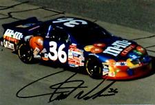 NASCAR Jerry Nadeau autographed photo