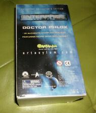 Star Trek Enterprise Doctor Phlox Art Asylum Figure Signed John Billingsley 2002