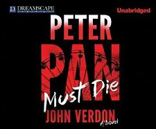 Dave Gurney: Peter Pan Must Die 4 by John Verdon (2014, MP3 CD, Unabridged)