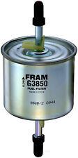 Fuel Filter Defense G3850