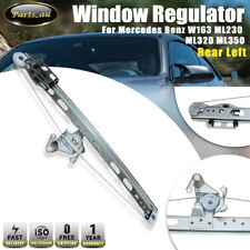 1x Rear Left Window Regulator W/o motor for Mercedes Benz W163 ML230 ML320