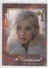 2000 Upper Deck Reflection #40 Christina Aguilera Non-Sports Card 0w6