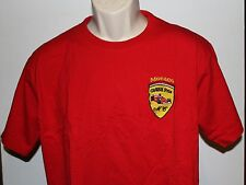Monaco Grand Prix Men's Large Red T Shirt-Formula 1