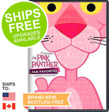 Pink Panther Fan Favorites Cartoon Collection (DVD, 2015) NEW