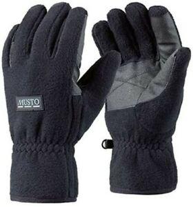 Musto Polartec Tough-Tec Fleece Warm Gloves