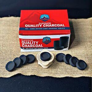 Instant Light Charcoal 33mm  10 Rolls - 100 discs - SUPER DEAL